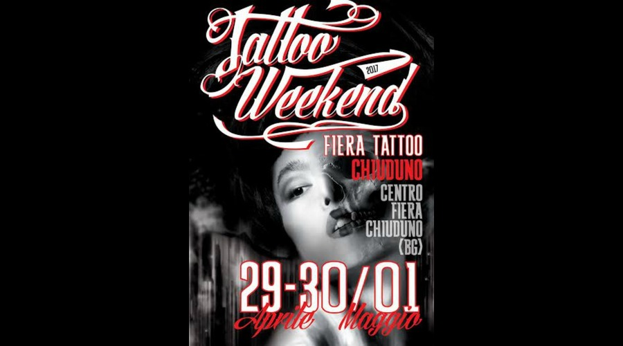 2017 tattoo weekend chiuduno min