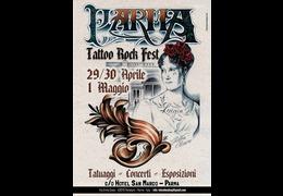 2017 parma tattoo rock fest