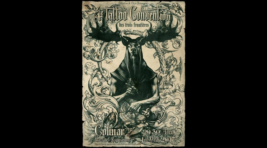 2017 colmar tattoo convention