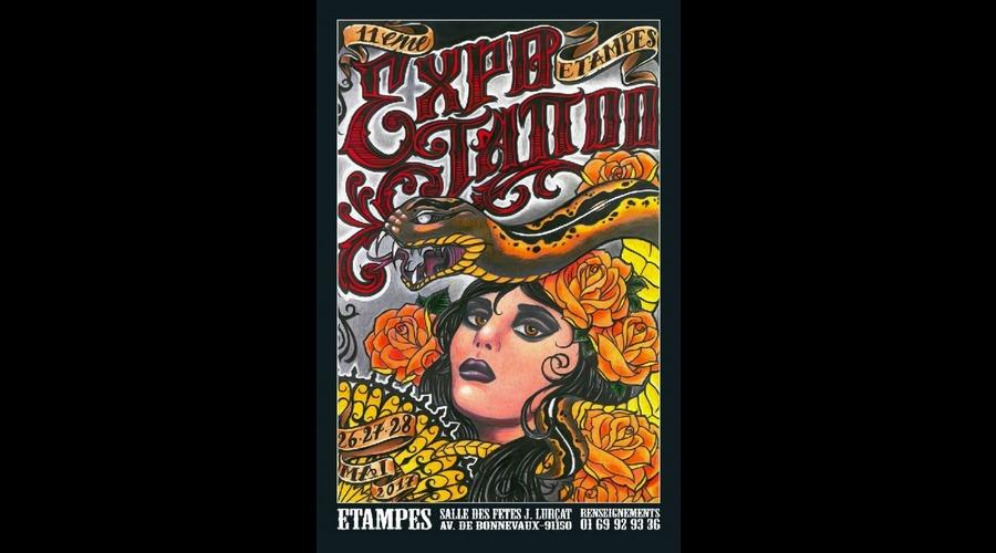2017 expo tattoo etamples