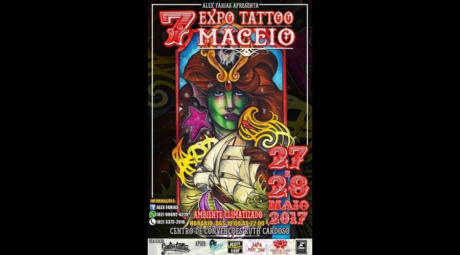 2017 expo tattoo maceio