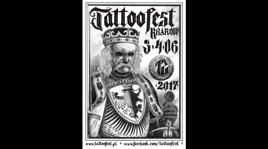 2017 krakow tattoofest