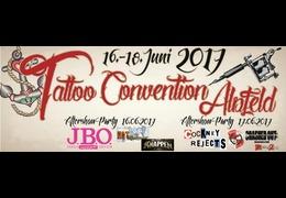 2017 tattoo convention alsfeld
