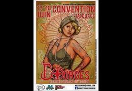2017 convention tatouage de bourges