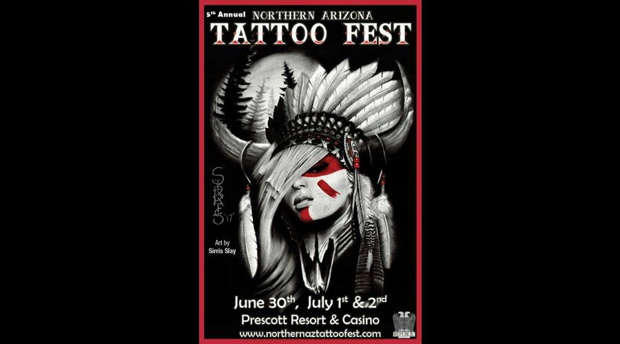 2017 northern arizona tattoo fest