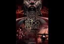 2017 cirque du tattoo festival