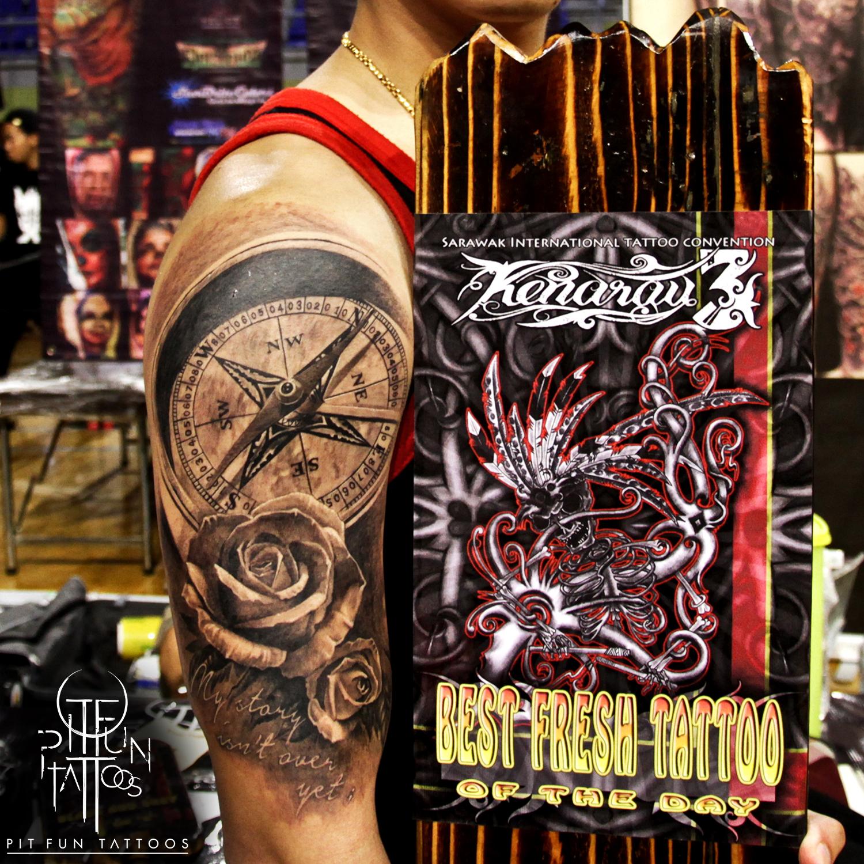Certified Artist: 28+ [pit Fun Tattoos Certified Artist]