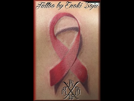 Breast Cancer Ribbon  Cancer Ribbon  Ribbon Color Shoulder
