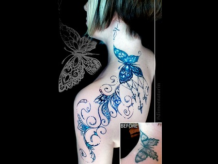 Cover Up By Dimon Taturin Color Chest