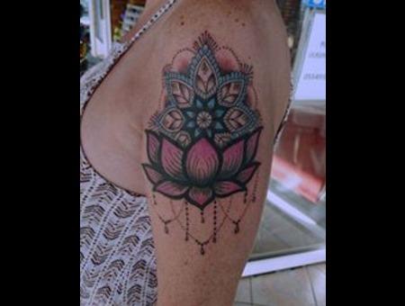 #Tattoo #Dövme #Ink #Art #Artwork Color Arm