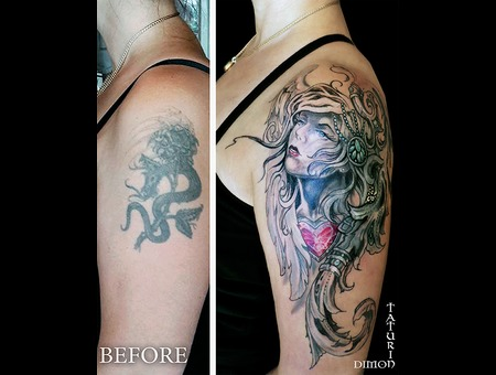 Cover Up By Dimon Taturin Color Arm