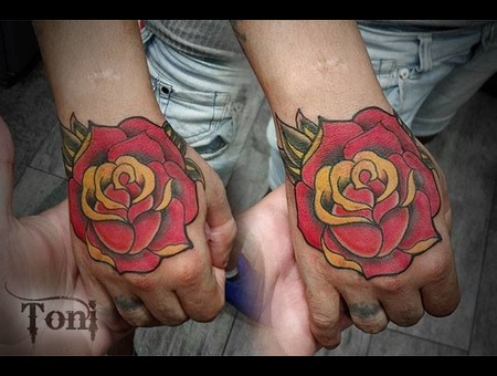English Rose Cover Up Color Arm