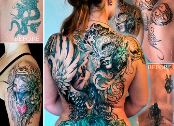 CoverUp by Dimon Taturin