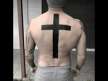 #Tattoo #Dövme #Ink #Art #Artwork Black Grey Back