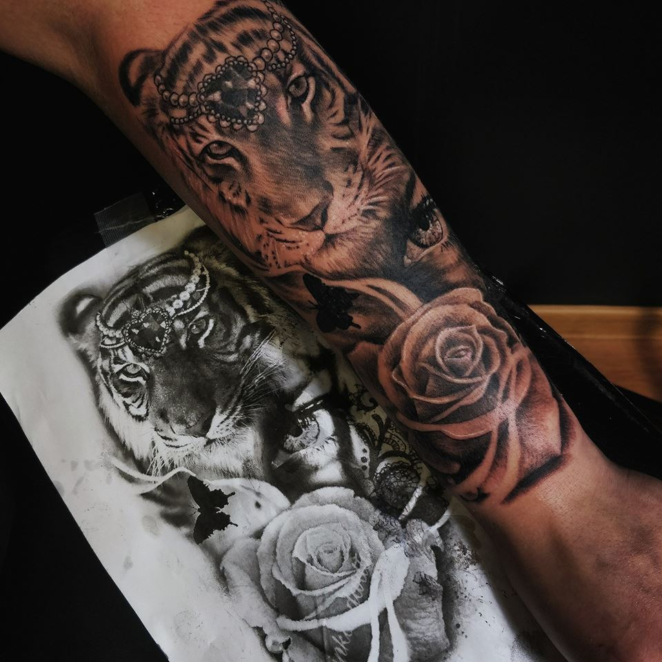 Browse Worlds Largest Tattoo Image Gallery Trueartistscom