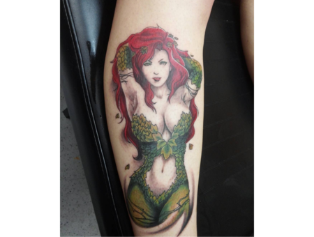 Ivy  Color Lower Leg