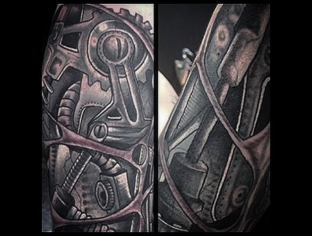 Biomech Freehand Arm