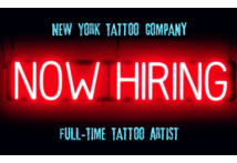 Ny tattoo now hiring