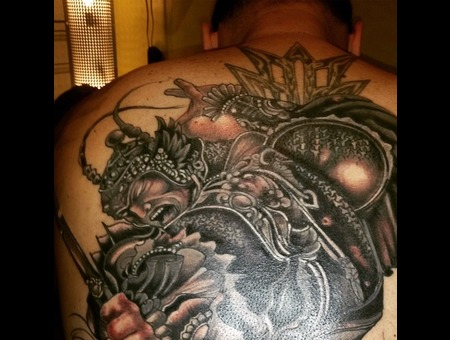 Freehand Back