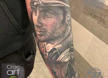 Walking Dead, portrait, Rick Grimes