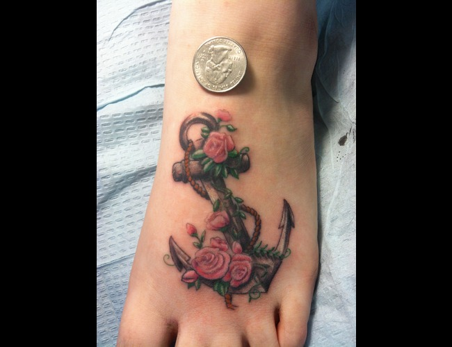 Anchor  Flower  Small Color