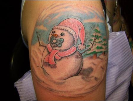 Snowman  Color