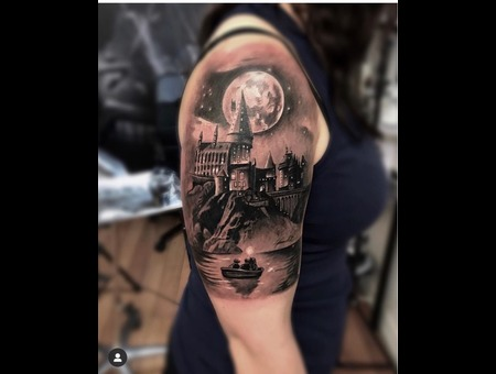 Harry Potter  Arm