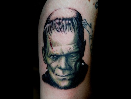 Frankenstein Color Arm