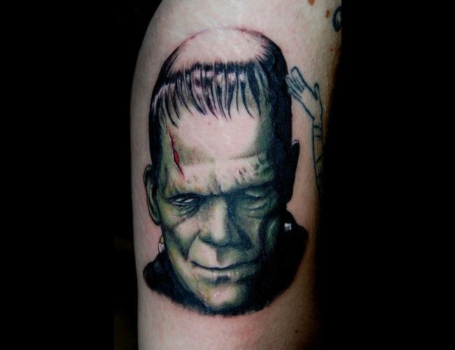 Frankenstein Color Arm