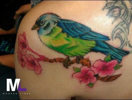 Fabian gonzales certified artist for Cedar springs tattoo