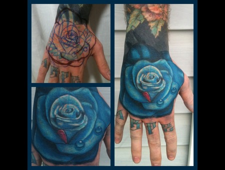 Cover Up  Flower  Realistic Flower Color