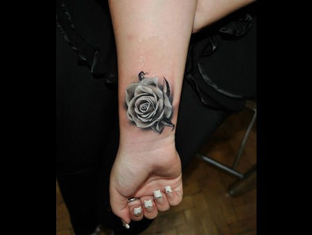 Realistic Rose
