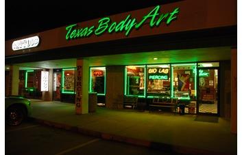 Texas Body Art Studio Trueartists Com