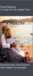 fidelity final expense life insurance