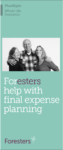 Foresters final expense life insurance