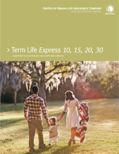 mutual of omaha term life insurance