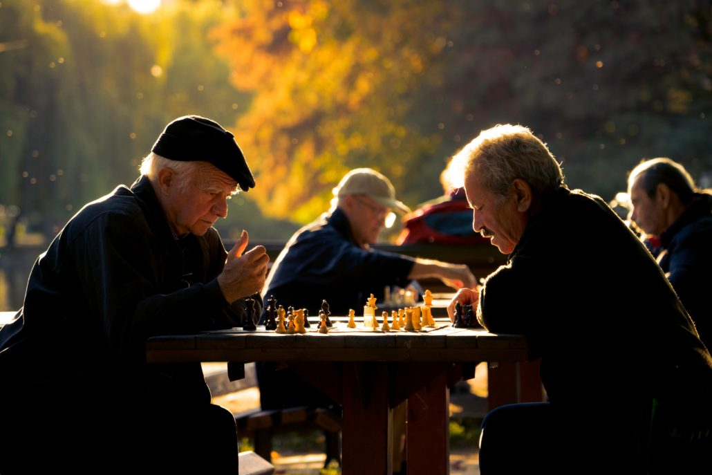 term life insurance chess