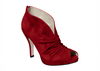 Nasrin 4 red suede image 4 low res