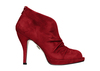 Nasrin 4 red suede image 3 low res