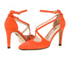 Maria 4 flame orange suede 9 web