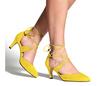 Devin 2 sulphur yellow suede 3 web