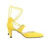 Devin 2 sulphur yellow suede 1 web
