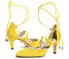 Devin 2 sulphur yellow suede 5 web