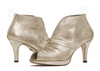 Nasrin 2 champagne metallic suede image 6 low res