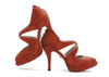 Beth anne 4s paprika suede image 1 high res