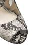 Heather 2   black   beige snake image 8