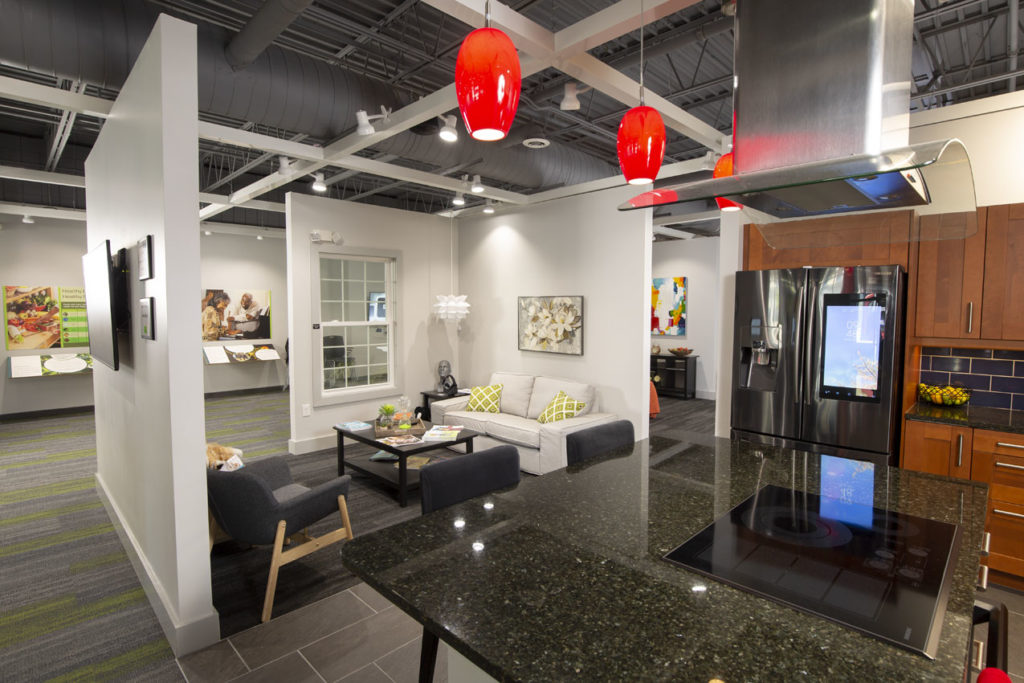 Commercial Construction Thrive Center
