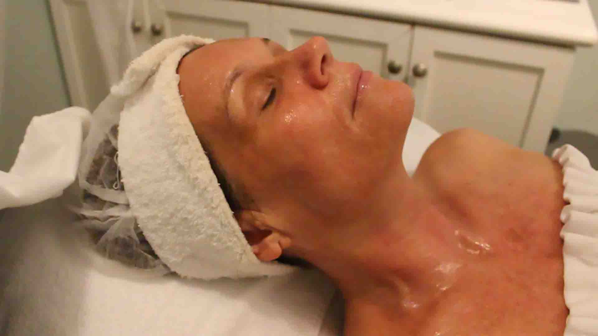 Skin Transformation Using Microdermabrasion