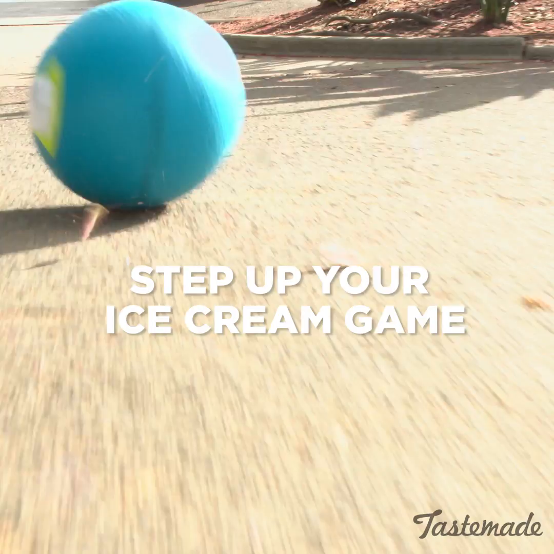 Ice Cream Ball Recipe Tastemade