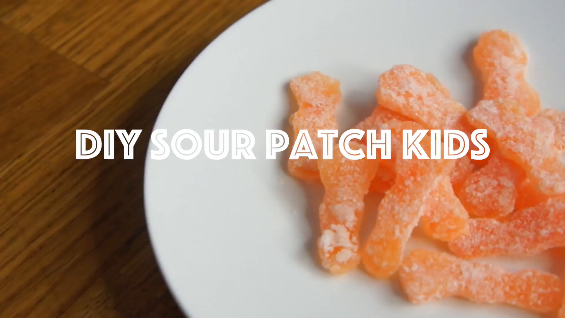DIY Sour Patch Kids | Tastemade